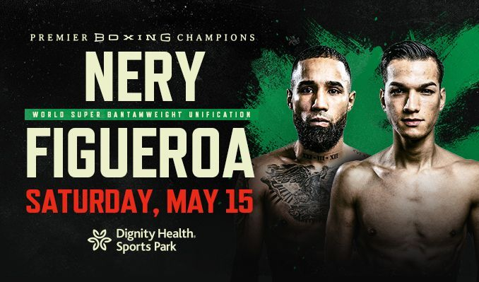 Nery vs. Figueroa tickets at Dignity Health Sports Park in Carson
