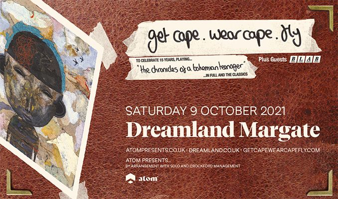 Get Cape. Wear Cape. Fly tickets at Dreamland Margate in Margate