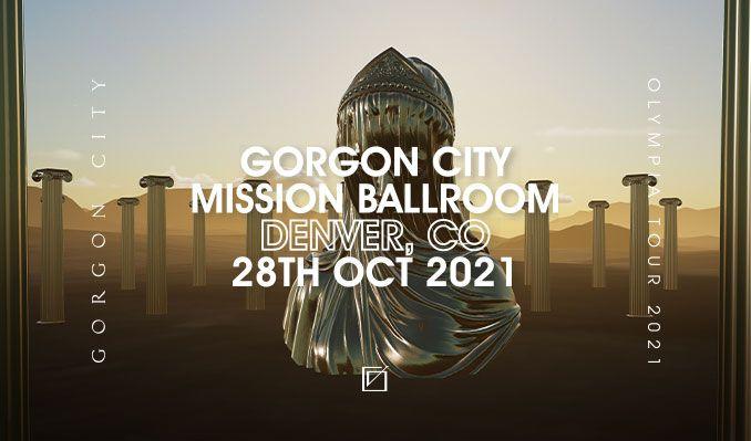 Gorgon City tickets at Mission Ballroom in Denver