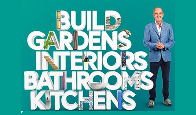 Grand Designs Live - Booking from 30 April until 8 May 2022 tickets at ExCeL London in London