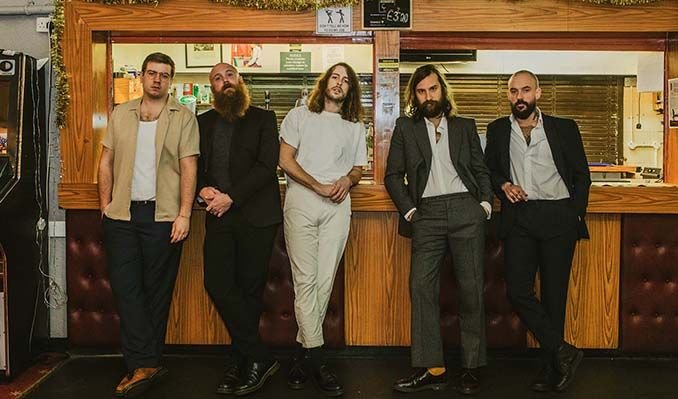IDLES tickets at Newport Music Hall in Columbus