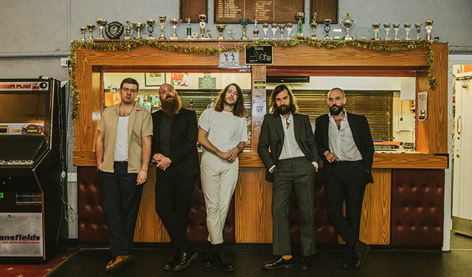 IDLES tickets at Fonda Theatre in Los Angeles