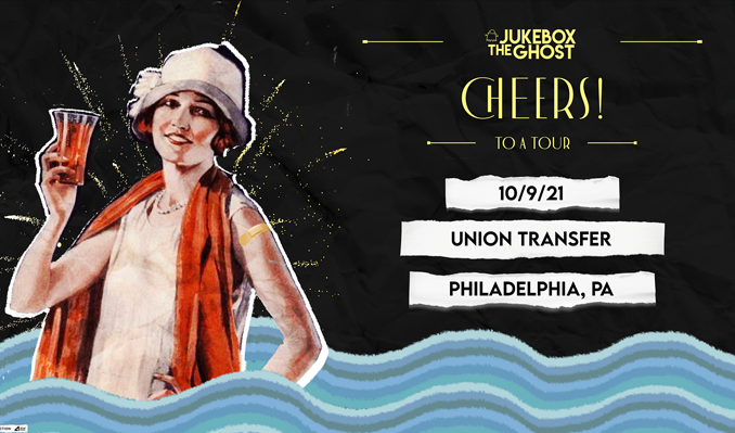 Jukebox the Ghost tickets at Union Transfer in Philadelphia