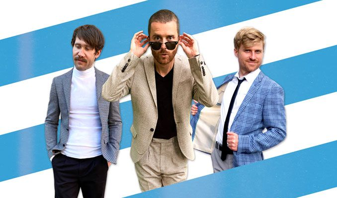 Jukebox the Ghost tickets at Royale, Boston
