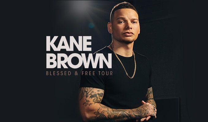 Kane Brown  tickets at Target Center in Minneapolis