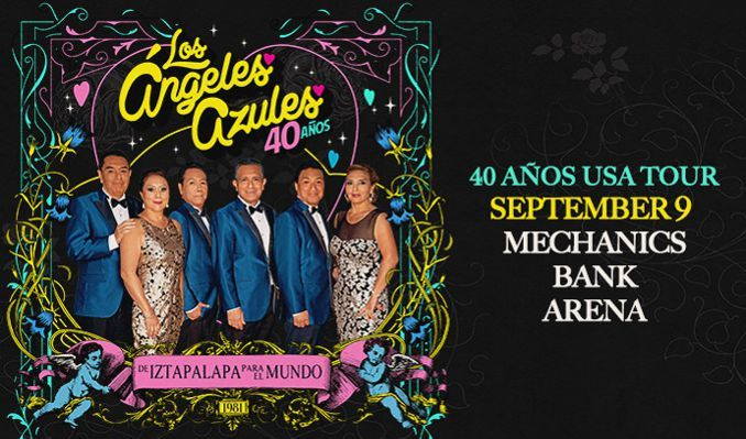 Los Ángeles Azules tickets at Mechanics Bank Arena in Bakersfield