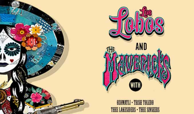 Los Lobos and The Mavericks tickets at The Greek Theatre in Los Angeles