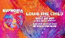 Louis The Child 8/26 tickets at Red Rocks Amphitheatre in Morrison