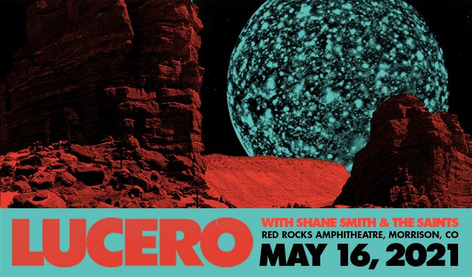 Lucero tickets at Red Rocks Amphitheatre in Morrison