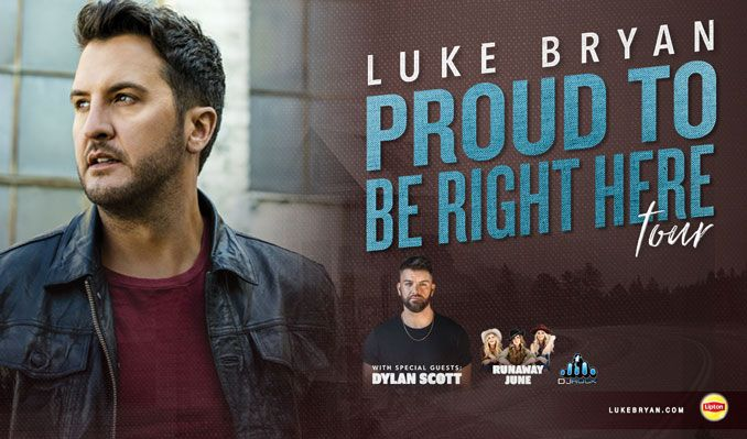 Luke Bryan tickets at STAPLES Center in Los Angeles