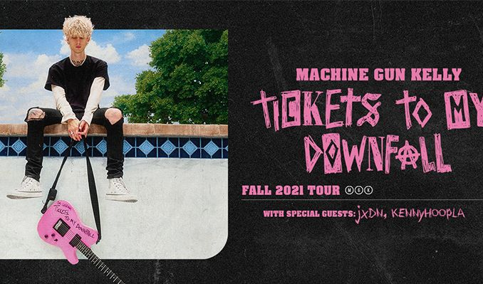 Machine Gun Kelly tickets at Capital One City Parks Foundation SummerStage in New York