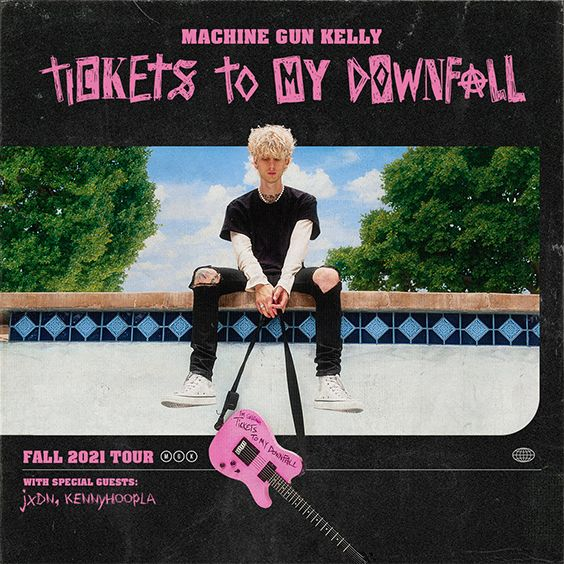 "<a href=""https://www.axs.com/artists/116523/machine-gun-kelly-tickets"">The Bowery Presents</a>"