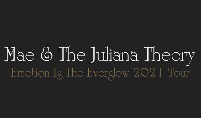 "Mae ""The Everglow"" Anniversary / The Juliana Theory ""Emotion Is Dead"" Anniversary tickets at The NorVa in Norfolk"