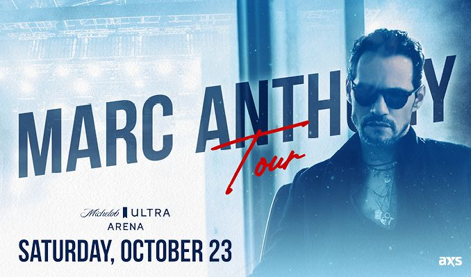 Marc Anthony Tour tickets at Michelob ULTRA Arena at Mandalay Bay Resort & Casino in Las Vegas
