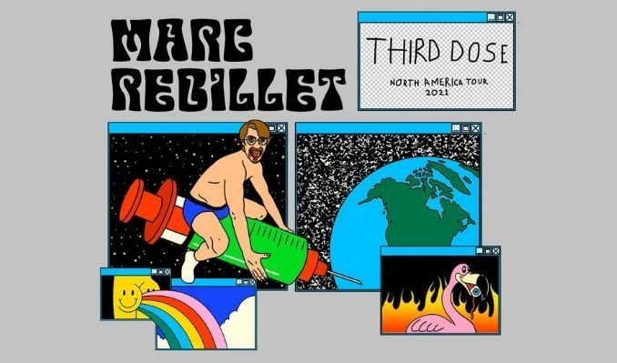 Marc Rebillet tickets at Orpheum Theater in New Orleans
