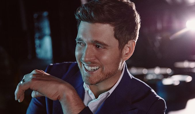 Michael Bublé tickets at Rocket Mortgage FieldHouse, Cleveland