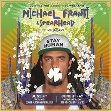 Michael Franti & Spearhead tickets at Red Rocks Amphitheatre in Morrison