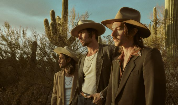 Midland tickets at Red Rocks Amphitheatre in Morrison