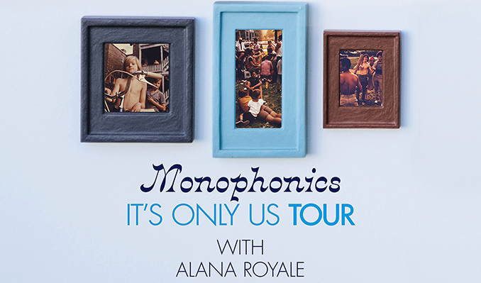 Monophonics tickets at Neumos in Seattle