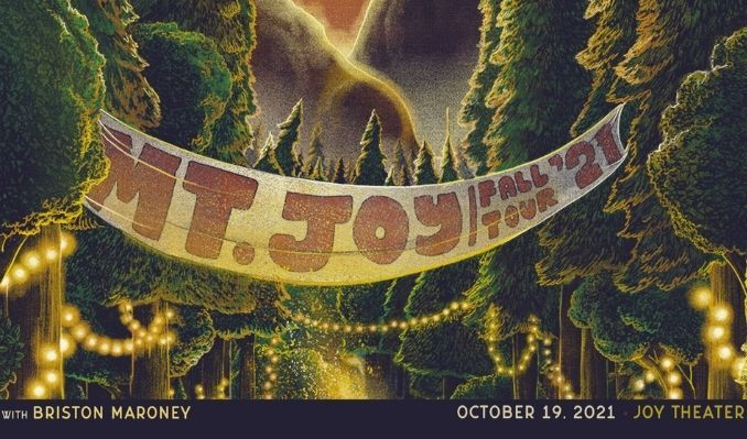 Mt. Joy tickets at Joy Theater in New Orleans