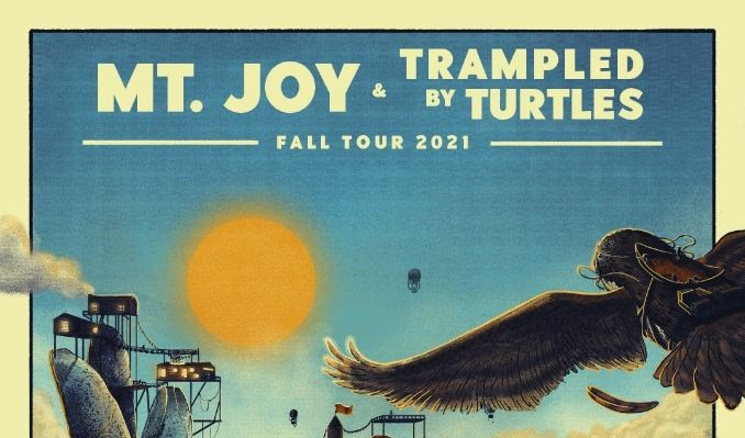 Mt. Joy & Trampled By Turtles tickets at EXPRESS LIVE! in Columbus