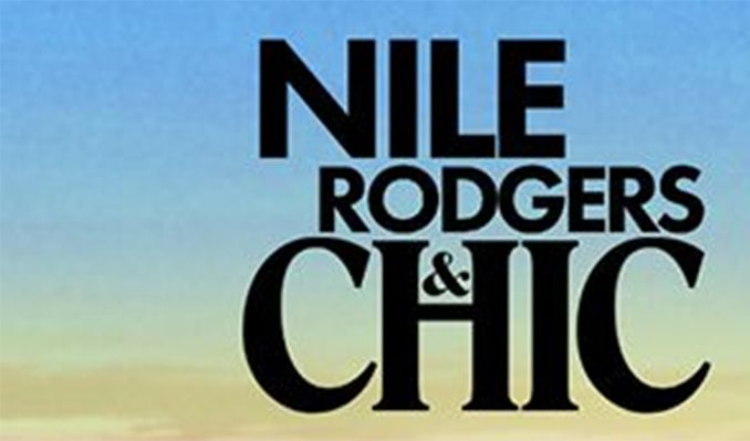 Nile Rodgers & CHIC: The Jockey Club Live - RESCHEDULED  tickets at Sandown Park Racecourse in Esher