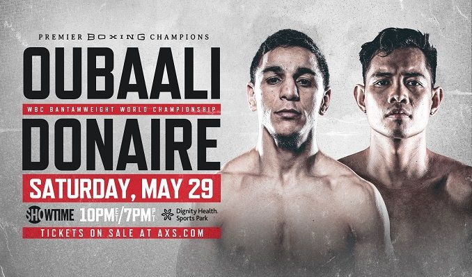Oubaali vs Donaire tickets at Dignity Health Sports Park in Carson