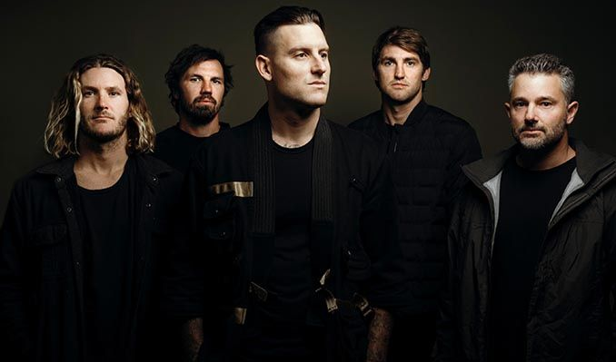 Parkway Drive tickets at EXPRESS LIVE! in Columbus