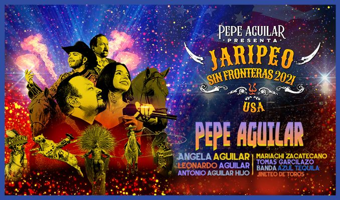 Pepe Aguilar  tickets at Gas South Arena in Duluth