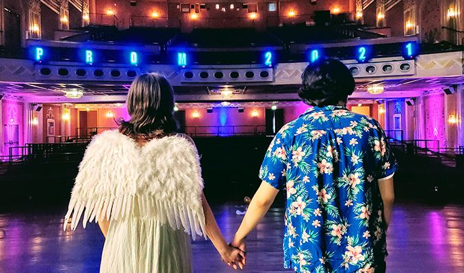 PROM 2021 WALK-THRU PHOTO EXPERIENCE tickets at Fox Theater Pomona in Pomona