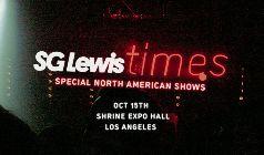 SG LEWIS: 'times'