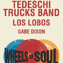 Tedeschi Trucks Band tickets at TD Pavilion at the Mann in Philadelphia
