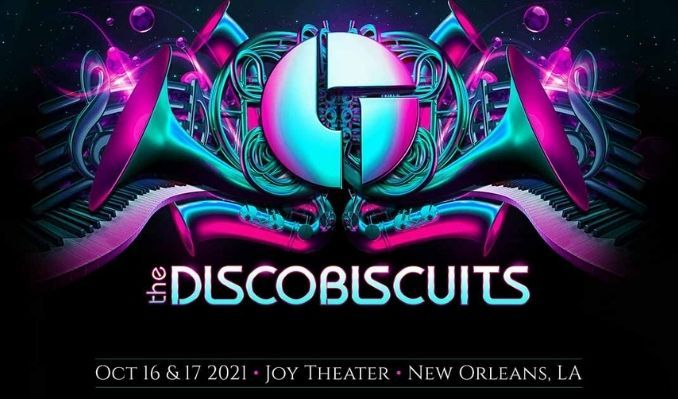 The Disco Biscuits - Night 2 tickets at Joy Theater in New Orleans