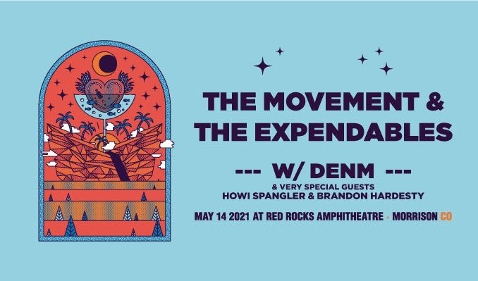 The Movement / The Expendables tickets at Red Rocks Amphitheatre in Morrison