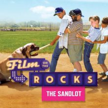 Film On The Rocks Drive-In: The Sandlot tickets at Red Rocks Amphitheatre in Morrison