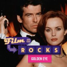 Film On The Rocks Drive-In: Golden Eye tickets at Red Rocks Amphitheatre in Morrison