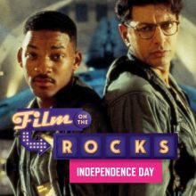 Film On The Rocks Drive-In: Independence Day  tickets at Red Rocks Amphitheatre in Morrison