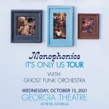 Monophonics tickets at Georgia Theatre in Athens
