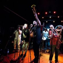 Rebirth Brass Band tickets at Key West Theater in Key West
