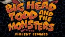 Big Head Todd and the Monsters tickets at Red Rocks Amphitheatre in Morrison