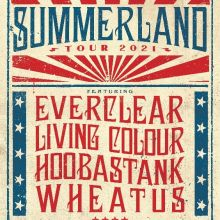 Summerland Tour '21 tickets at Billy Bob's Texas in Fort Worth