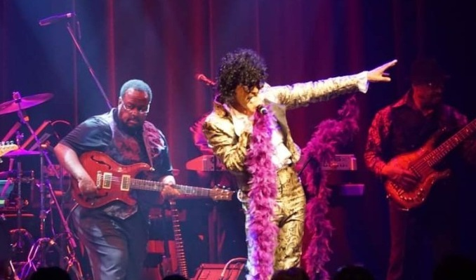 Prince Tribute Experience feat. Junie Henderson tickets at Rams Head On Stage in Annapolis