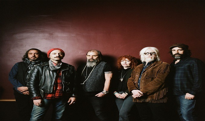 Steve Earle tickets at Scranton Circle Drive In Theater in Dickson