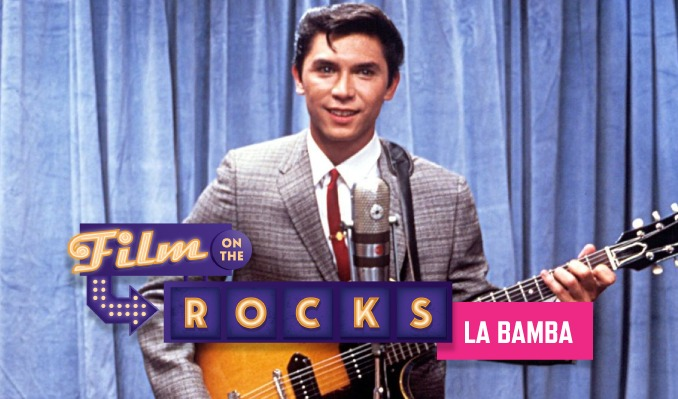 Film On The Rocks Drive-In: La Bamba tickets at Red Rocks Amphitheatre in Morrison