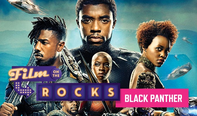 Film On The Rocks Drive-In: Black Panther  tickets at Red Rocks Amphitheatre in Morrison