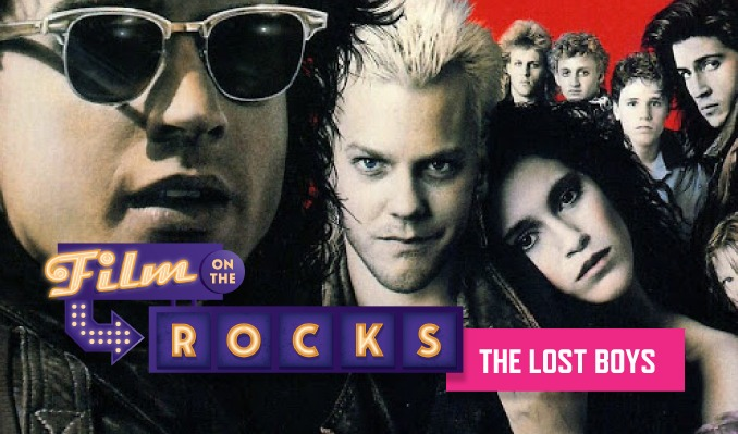Film On The Rocks Drive-In: The Lost Boys tickets at Red Rocks Amphitheatre in Morrison