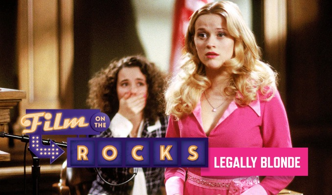 Film On The Rocks Drive-In: Legally Blonde tickets at Red Rocks Amphitheatre in Morrison