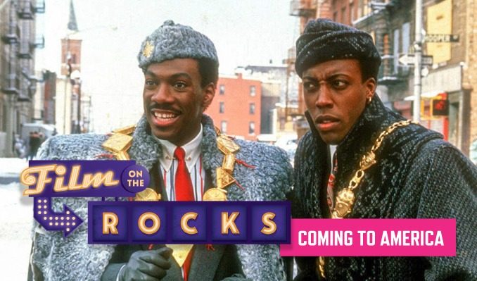 Film On The Rocks Drive-In: Coming to America tickets at Red Rocks Amphitheatre in Morrison