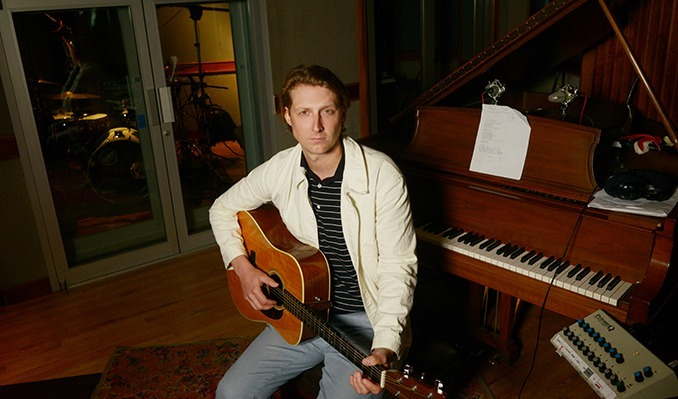Eric Hutchinson Solo tickets at Rams Head On Stage in Annapolis