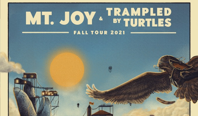 Mt. Joy & Trampled By Turtles tickets at Terrapin Beer Co. in Athens